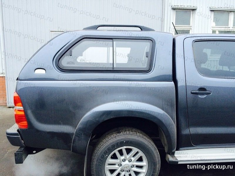 Кунг Series 1 Full Option - Toyota Hilux 2011-2015 - Кунги -