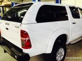 Canopy Fixed Window - Toyota Hilux 2011-2015 - Кунги
