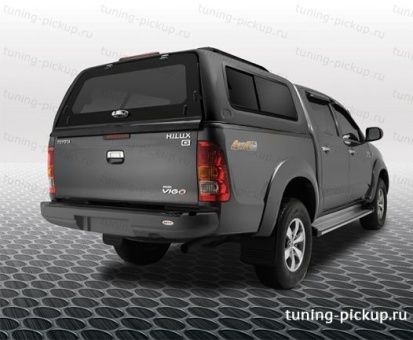 Кунг Series 2 Full Option - Toyota Hilux 2011-2015 - Кунги