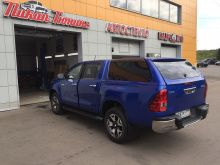 Кунг RH4 Special  - Toyota Hilux 2015-2021 - Кунги