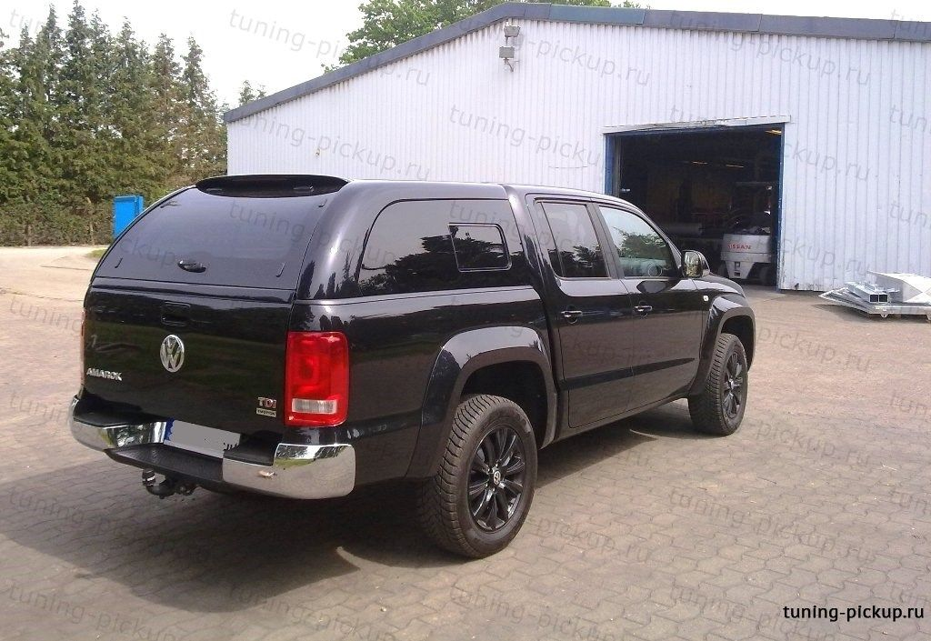 Кунг Canopy Lift up side - Volkswagen Amarok - Кунги -