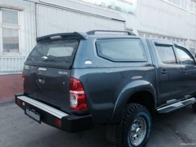 Кунг Series Stylish - Toyota Hilux 2011-2015 - Кунги -