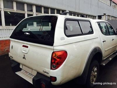 Кунг Series 3 Full Option Long - Mitsubishi L200 2006-2015 - Кунги -