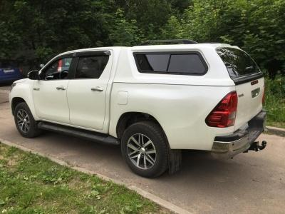 Кунг 3 Serios Fulloption - Toyota Hilux 2015-2019 - Кунги -