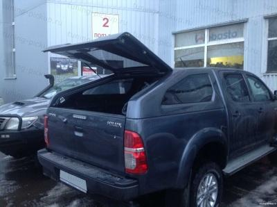 Starbox - Toyota Hilux 2011-2015 - Кунги -
