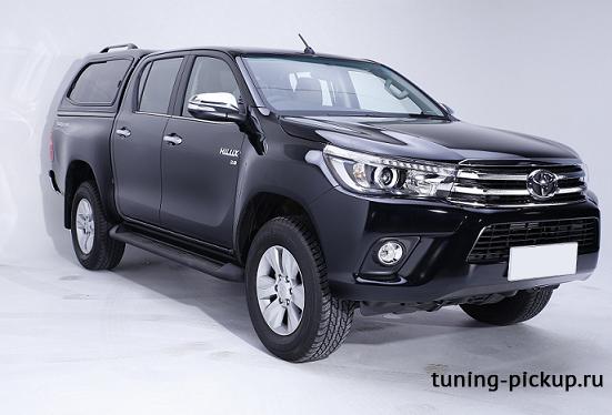 Sammitr V2 для Toyota Hilux 2015-2016-17