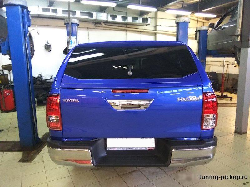 Кунги Road Ranger 2015- для Toyota Hilux 2015-2016-17